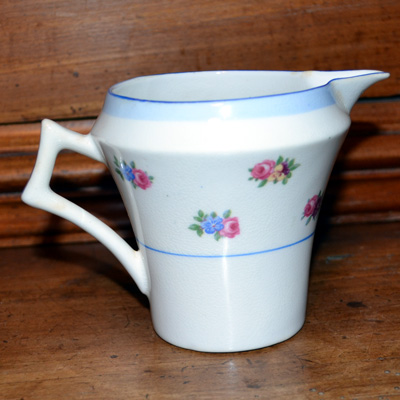Colclough Art Deco Milk Jug