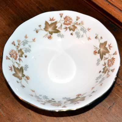 Colclough Avon 8656 Bone China Cereal Bowl