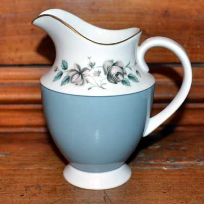Royal Doulton Rose Elegans TC1010 milk jug